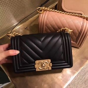 $300 Chanel cf bag leboy jumbo